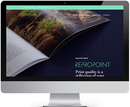 Repropoint website
